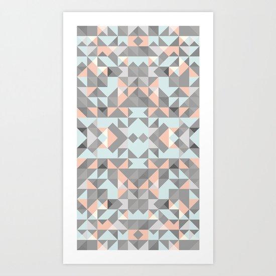 easygoing Art Print