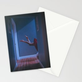 there's a light in the attic Stationery Cards