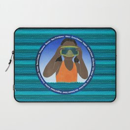 Island Girl Laptop Sleeve