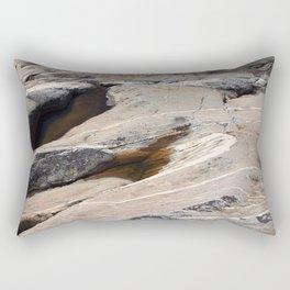 Nordic old stones Rectangular Pillow