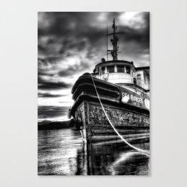 Sea Ranger Canvas Print