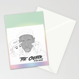 the creator Stationery Cards