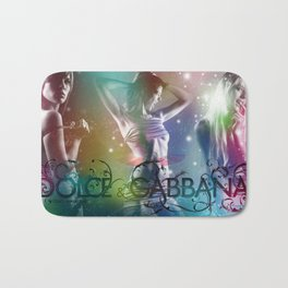 Dolce and Gabana Bath Mat