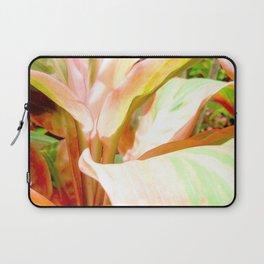 Leaf and Light Laptop Sleeve