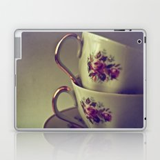 Granny's Tea Cups Laptop & iPad Skin