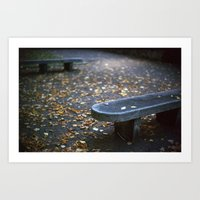 Autumn is Here Art Print