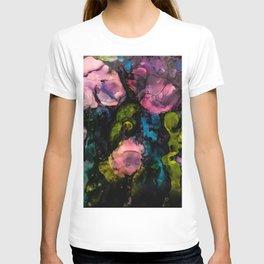 Vintage rose garden T-shirt