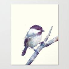 Bird // Trust Canvas Print