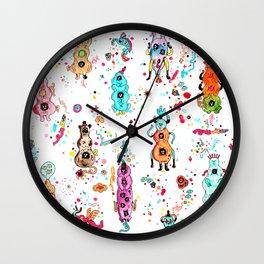 Mutations in animals Wall Clock