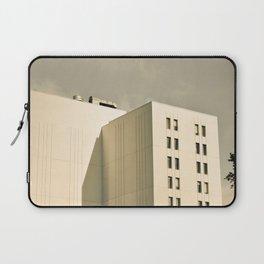 Modern Minimal Cityscape Laptop Sleeve