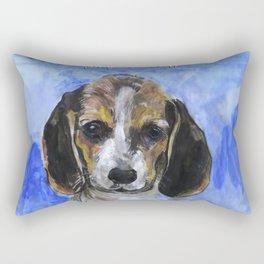 Beagles For Ever Rectangular Pillow