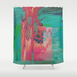 Geothermal Shower Curtain