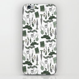 snake house magic school witches and wizards iPhone Skin