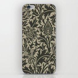 """William Morris """"Thistle"""" 10. iPhone Skin"""