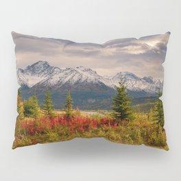 Seasons Turning Pillow Sham