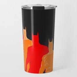 The Bat Retro Travel Mug