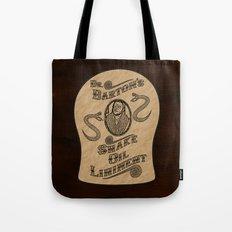 Dr. Barton's Snake Oil Liniment Tote Bag