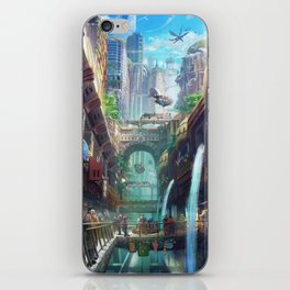 Royal City Escadia  iPhone Skin