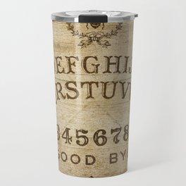 Ouija Board (Rustic Version) Travel Mug