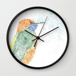 bird XVIII Wall Clock