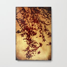 autumn XVI Metal Print