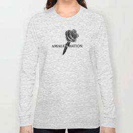 Amalgamation #5 Long Sleeve T-shirt
