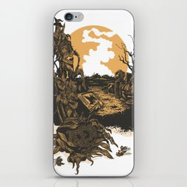 Earth iPhone Skin