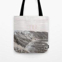 the 100 Tote Bags featuring 100. by Beidan Shiu