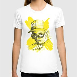 Digital Drawing #34 - Easy E in Yellow T-shirt