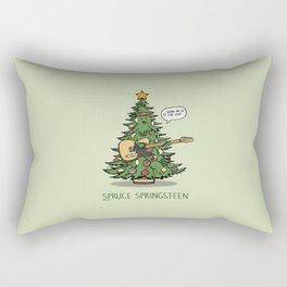 Spruce Springsteen Rectangular Pillow