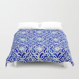 Azulejo Duvet Cover