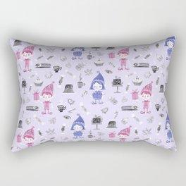 Elf Christmas Rectangular Pillow