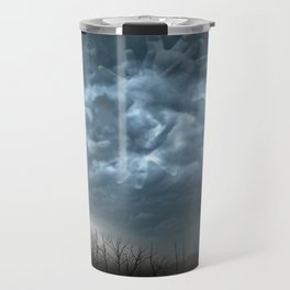 Fantasma Mano Storm Clouds Travel Mug