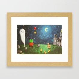 Ten G's Framed Art Print