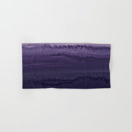 WITHIN THE TIDES ULTRA VIOLET by Monika Strigel Hand & Bath Towel
