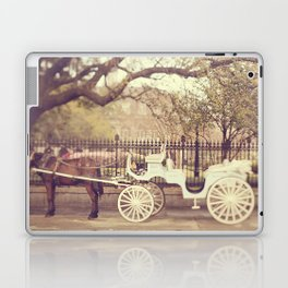 New Orleans Carriage Ride Laptop & iPad Skin