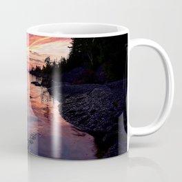 Ducks at Sunrise Coffee Mug