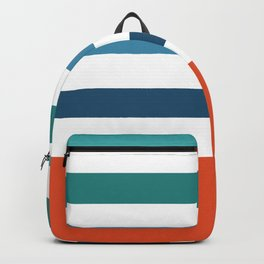 Cool stripes Backpack