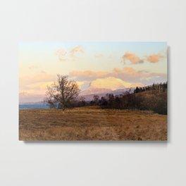 Loch Eil Metal Print