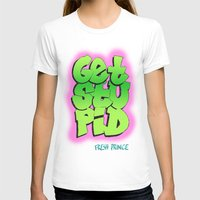 fresh prince T-shirts featuring Fresh Prince by DeMoose_Art