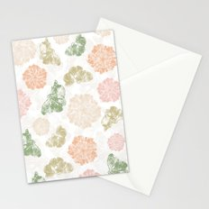 Ginkgo Floral Stationery Cards