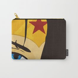 Wonder, Hero DC, Woman Carry-All Pouch