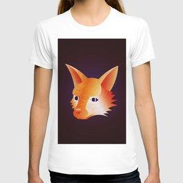 Red Little Fox T-shirt