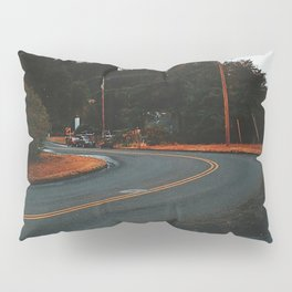 Oregon Road Pillow Sham
