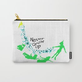Peter Pan, never grow up Carry-All Pouch