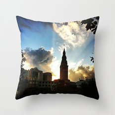 Labor Day 2013 Throw Pillow