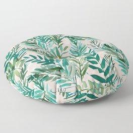 LUSH BLUSH Sunset Palms Floor Pillow