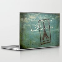 casablanca Laptop & iPad Skins featuring Paris by Sybille Sterk