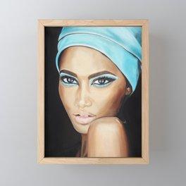 Imani Framed Mini Art Print