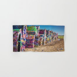 Amarillo Art Hand & Bath Towel